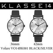 【まとめ割10%OFF】KLASSE14 クラス14 腕時計 VOLARE VO14BK001 36mm 42mm ブラックシルバー