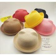 ★新品★子供帽子★麦わら帽子★キャップ★トッパー★