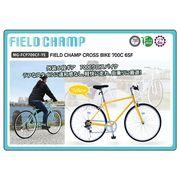 (在庫限り)FIELDCHAMP CROSSBIKE 700C 6SF イエロー 品番MG-FCP700CF-YE(代引不可)