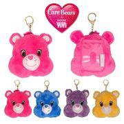 【Care Bears × ViVi】コラボパスケース ケアベア carebear 定期入れ ぬいぐるみ