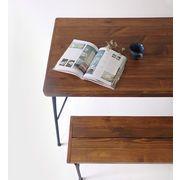 【WOOD】オールドウッドテーブル 2サイズ