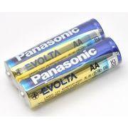 パナソニック 乾電池 単3 アルカリ 電池 2本(シュリンクパック) EVOLTA / エボルタ