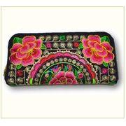 モン族刺繍財布1102011