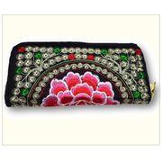 モン族刺繍財布1102012