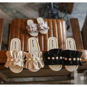 2018年新作【子供靴】★可愛いデザインの子供靴★サンダル★真珠付き★3色★サイズ26-30