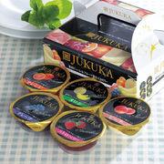 (低額ノベルティグッズ)(低額食品(1000円以下))BOX熟果ゼリーアソート JK-6