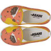 【ハリネズミ】【日本製】【上履き】アサヒP101