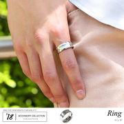 指輪 リング ステンレス