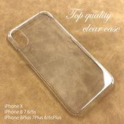 DIY 高品質 クリア ケース iPhone 8 X XS XSMax XR ケース スマホケース