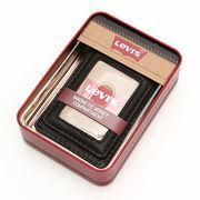 Levi's リーバイス カード 名刺ケース マグネット マネークリップ  USA直輸入モデル 31LV1622