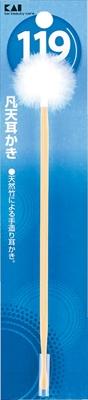 KF1027 119凡天耳かき 【 貝印 】 【 ボディケア 】