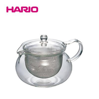 「公式」お茶の色合いが愉しめます。 茶茶急須 実用容量:700ml_HARIO(ハリオ)