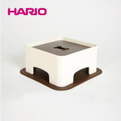 「公式」わんテーブル 3PTS-WT-CBR_HARIO(ハリオ)
