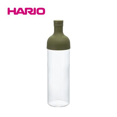 「公式」フィルターインボトル オリーブグリーン_HARIO(ハリオ)
