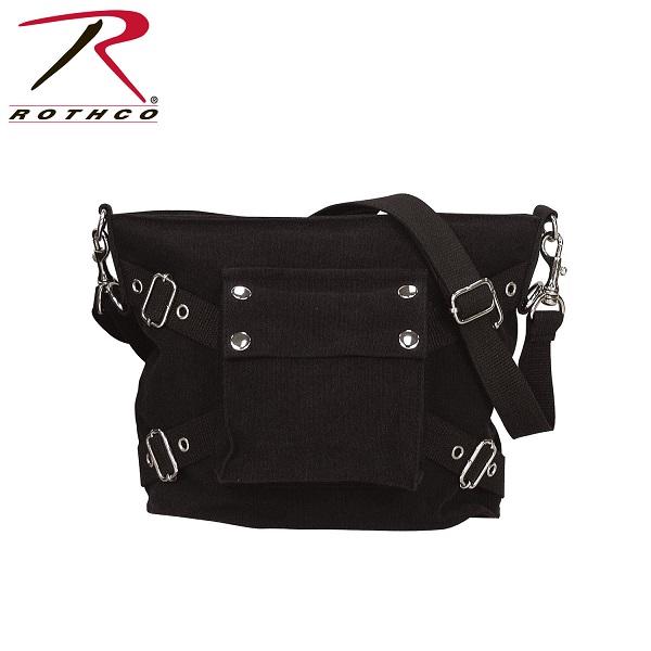 ROTHCO ロスコ ビンテージキャンバス ワンポケット ショルダーバッグ USA直輸入モデル  男女兼用