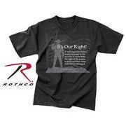 ROTHCO ロスコ ビンテージ・グラフィックプリント Tシャツ イッツ・アワ・ライト USA アメリカ直輸入