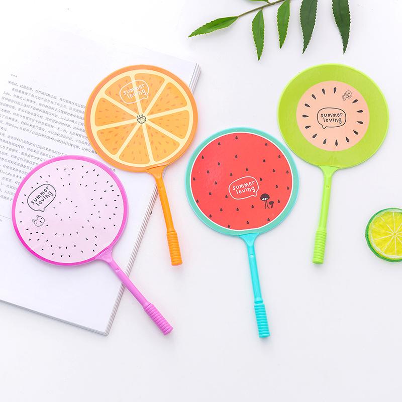格安☆文具◆オリジナル◆筆記具◆果物◆筆◆扇子◆ボールペン★色ランダム