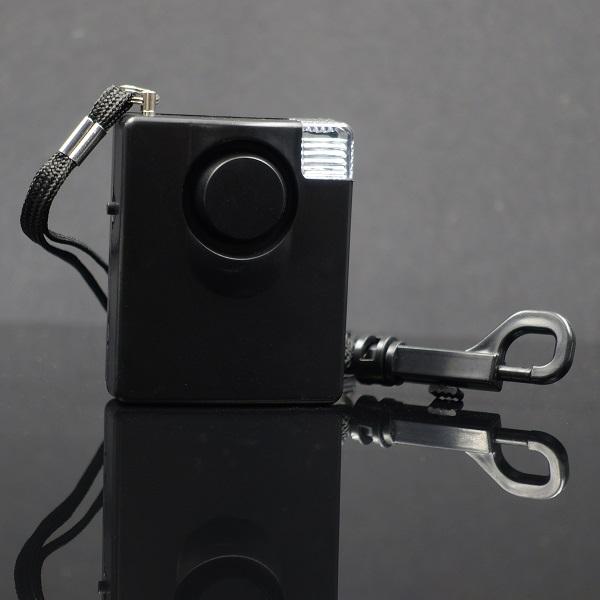UZI ウージー 大音量 パーソナル・パニック・アラーム 9V角型電池使用 LEDライト付 プロ仕様