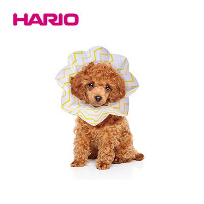 「公式」コンパクトエリザベスカラー エリコS 3PTS-EC-S_HARIO(ハリオ)