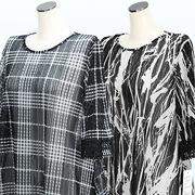 レディース シャツ モノトーン 裾レース 半袖 プルオーバー シャツ 10枚セット