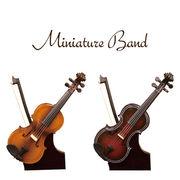 ミニチュアバンド バイオリン♪