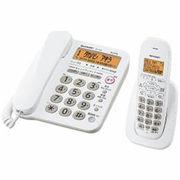 SHARP JD-G32CL デジタルコードレス電話機(子機1台) ホワイト系
