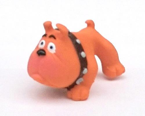 チョコの香りがついたラテックスゴム製・おもちゃ・ボス犬