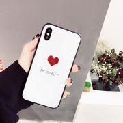 ガラスケース iphoneXケース スマホケース 鏡面 キラキラ