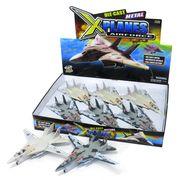 <ミニカー・戦闘機>F-14 トムキャット 2色アソート No.201-908