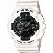 [カシオ]CASIO 腕時計 G-SHOCK ジー・ショック White and Black Series GA110GW7AJF メンズ