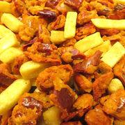 【4サイズから選べる】唐辛子×フライドポテト 野菜チップス お菓子