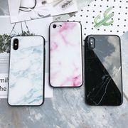 iPhone7/8+10Xケース マーブル柄スマホケース 携帯カバー
