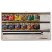 ホルベイン 固形水彩絵具 アーチストパンカラー 12色セット パームボックス PN691