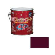 アサヒペン 油性スーパーコート 0.7L ブラウン×5セット