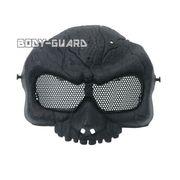 サバイバルドクロマスク ハーフタイプ ブラック