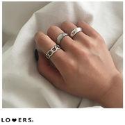 silver925チェーンリング ma【即納】 小物 アクセサリー レディース 指輪 リング シルバー