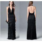 イブニングドレス ナイトドレス キャバドレス キャバ嬢 ロング 20代30代40代 結婚式 ウェディングドレス