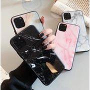 即納!!!送料込 おまけ付 キラキラ 大理石 天然石 シンプル iPhoneケース
