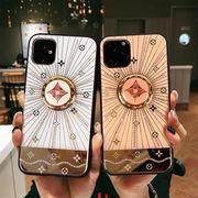 iPhone11ケース スマホケース iPhone背面カバー 携帯ケース リング付き iPhone11 iPhone11pro