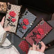 iPhone11 PROケース iPhoneX iPhone8 iPhoneSE 薔薇 iPhonePRO MAXスマホケース 韓国