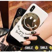 iphoneXSMax/XR スマイル 鏡 iphone6/6s/7/8/6plus/7plus/8plus