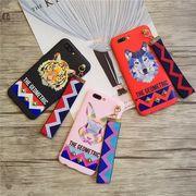iPhone ケース iPhone8 7ケース スマホケース カバー アニマル