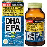 オリヒロ DHA EPA 180粒
