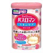 バスロマン スキンケア Wミルクプロテイン 【 アース製薬 】 【 入浴剤 】