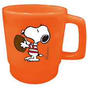【PEANUTS(SNOOPY)】プラマグ/FOOT BALL OR