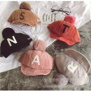 韓国風帽子★新しいスタイル★ベビー帽★キッズ用 キャップ