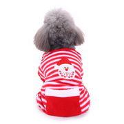 冬物 ペット服 犬服 猫服 クリスマス サンタクロース ペット用品 ネコ雑貨