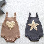 キッズ baby キャミチュニック ロンパース セーターだけ  ニットチュニック 韓国子供服 SALE