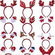 クリスマス トナタ 頭のボタンがかかる アニメ 子供 クリスマス 頭の飾り 雪だるまパーティー用品