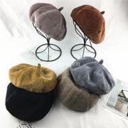 ★親子帽子★秋冬 帽子 ベレー帽子 レディース帽子 キッズ用帽子